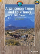 Argentinian Tango and Folk Tunes for Piano