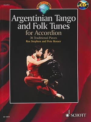Argentinian Tango and Folk Tunes for Accordion