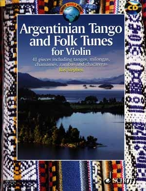 Argentinian Tango and Folk Tunes for Violin