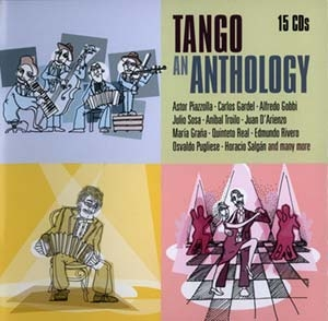 Tango Anthology 15 CD-Set
